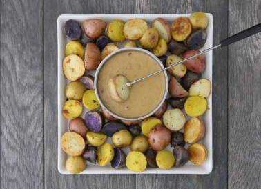 Potato Fondue