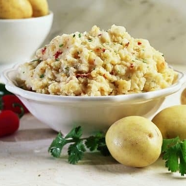 Chipotle Mashed Potatoes