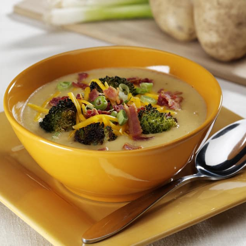 Loaded Baked Potato Soup Image